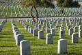 Golden Gate National Cemetery in San Bruno, California
